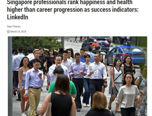 Singapore professionals rank happiness and health higher than career progression – Business Insider Singapore