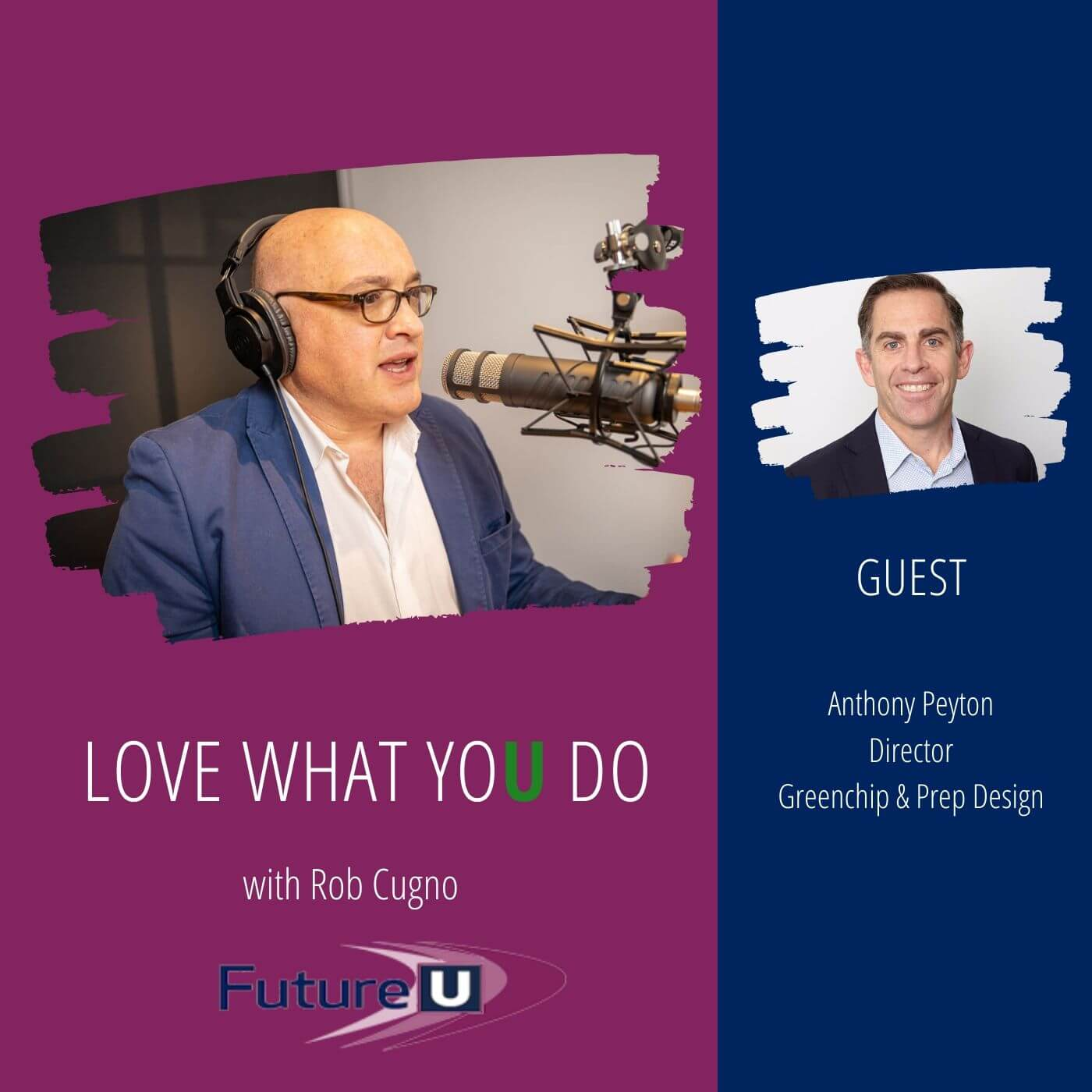 The world is changing - Podcast with Anthony Peyton