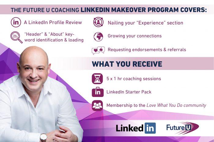 LinkedIn Makeover Program